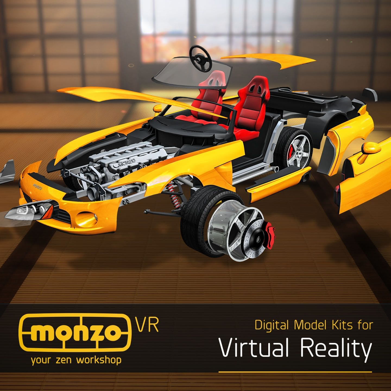 Monzo VR