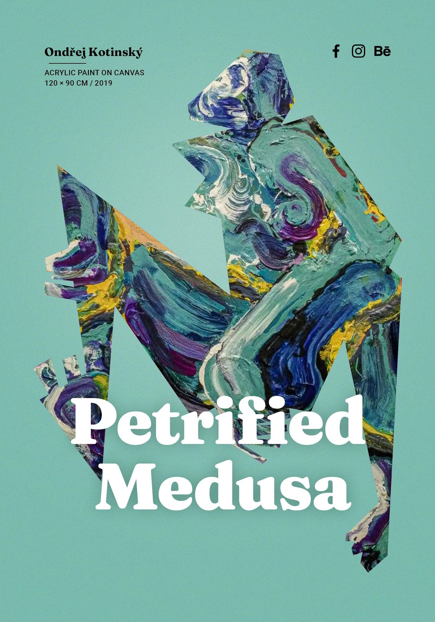 Petrified Medusa