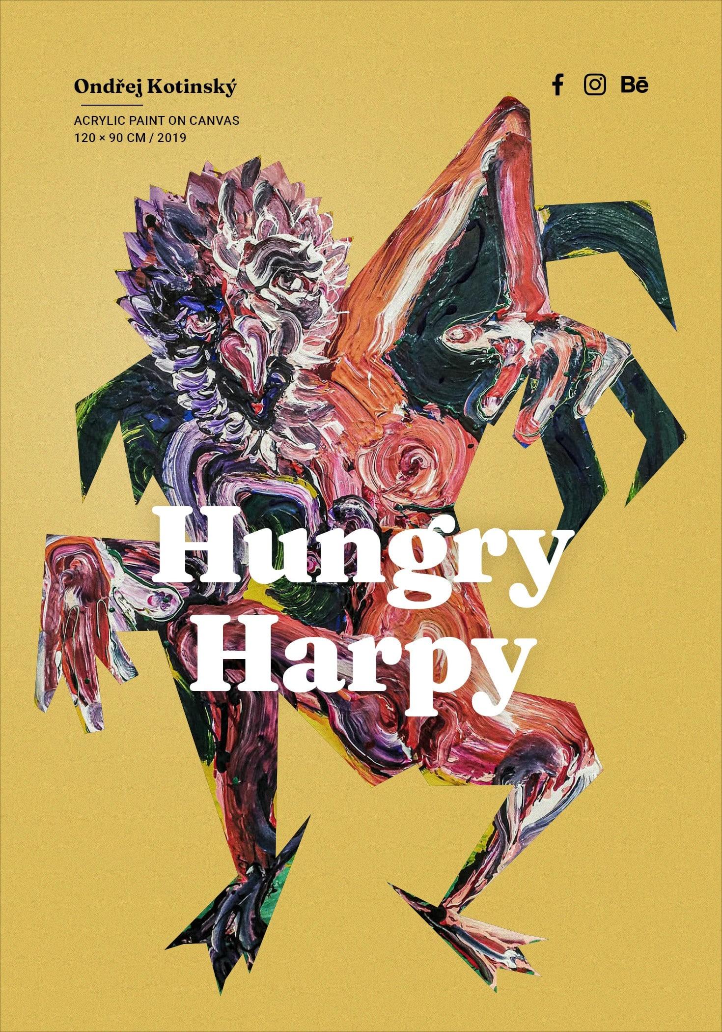 Hungry Harpy