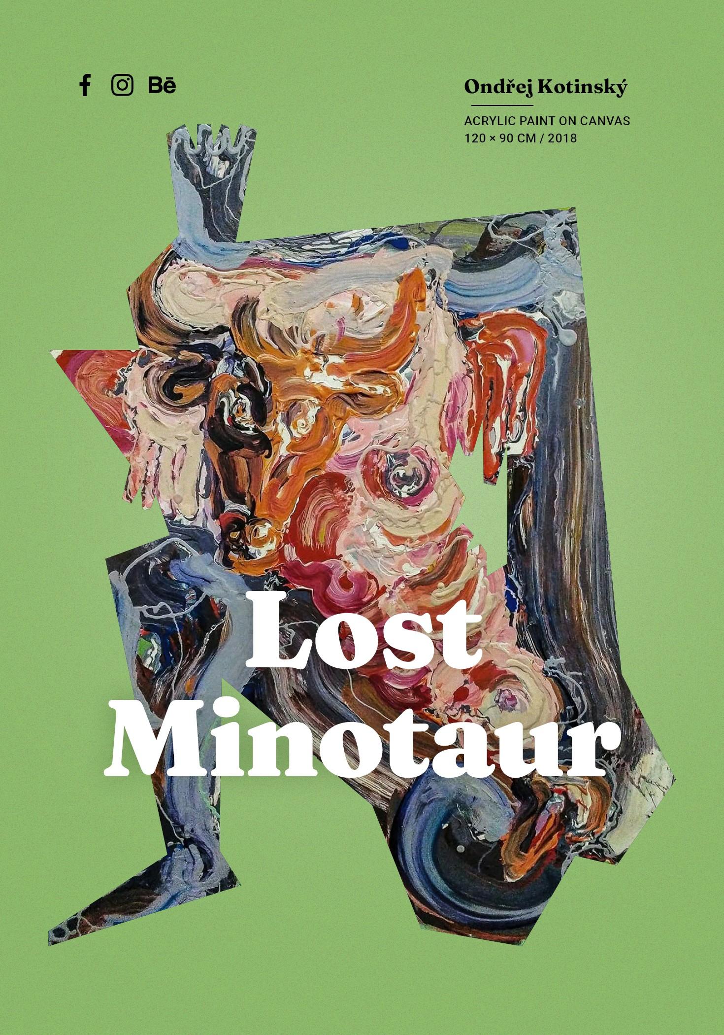 Lost Minotaur