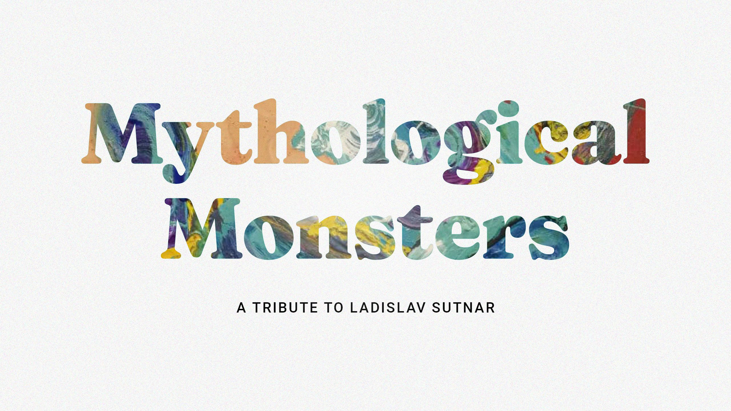 Mythological Monsters