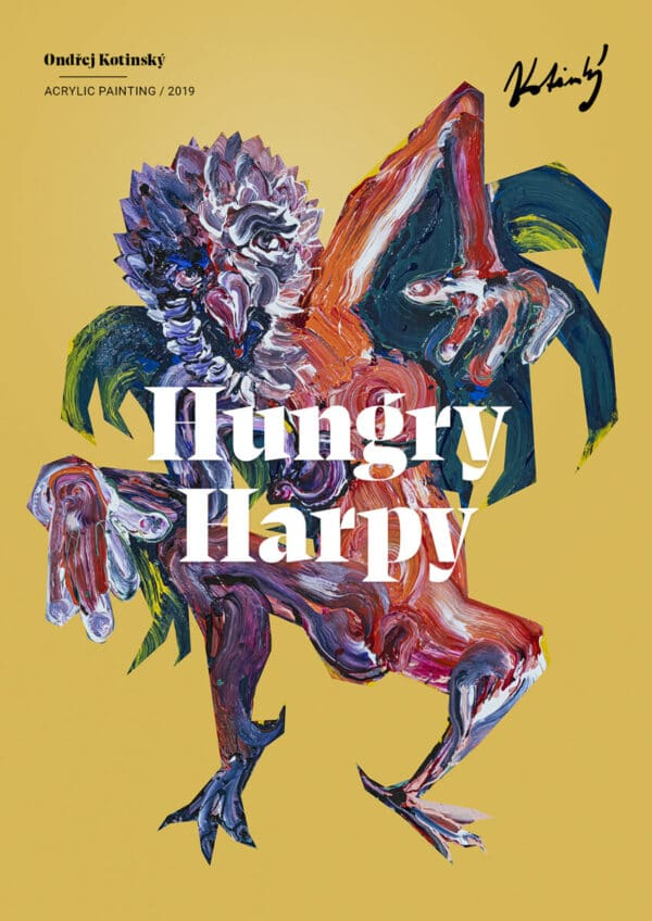 Hungry Harpy