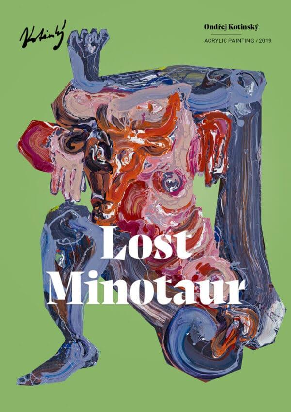 Ztracený Minotaur Lost