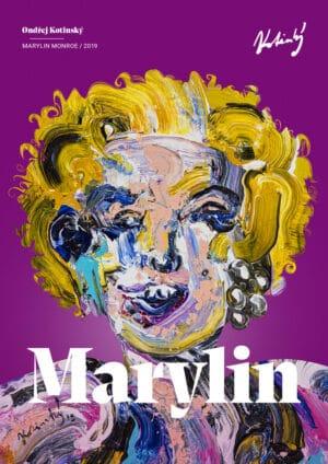 Marylin Monroe Ondřej Kotinský