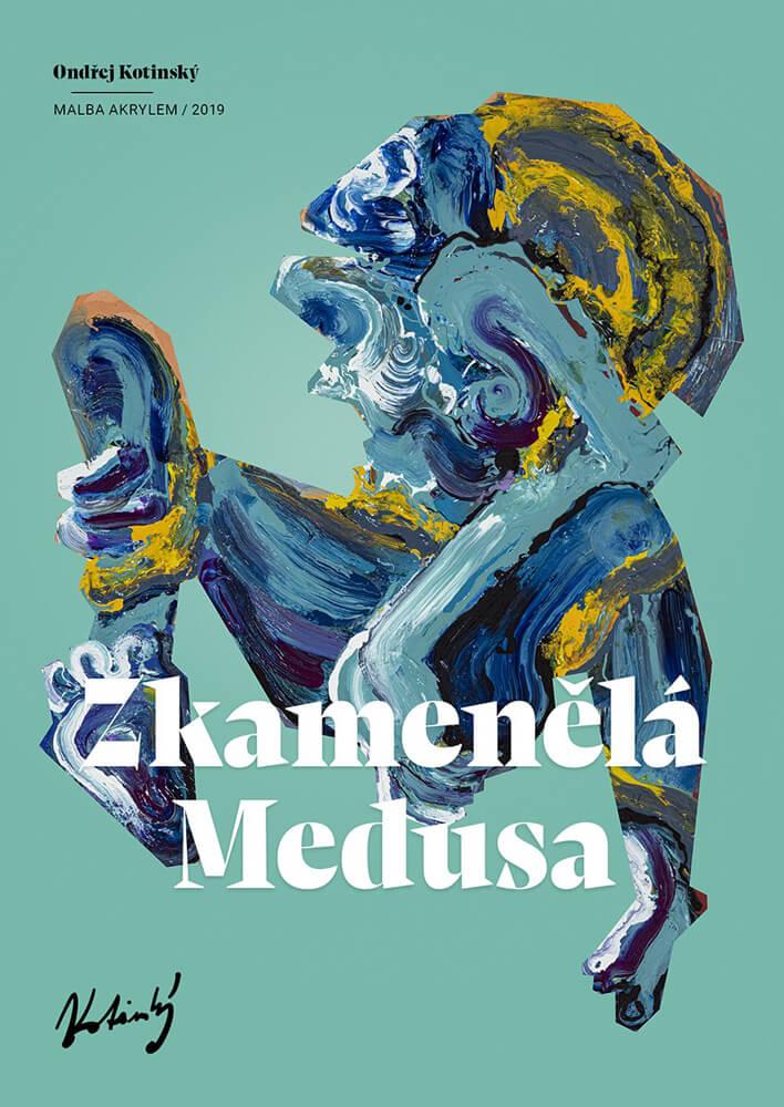 Zkamenělá Medusa