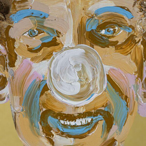 Clown6 detail - Ondřej Kotinský