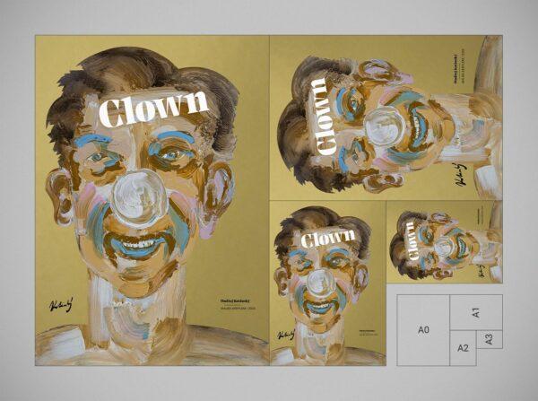 Clown6 formaty - Ondřej Kotinský